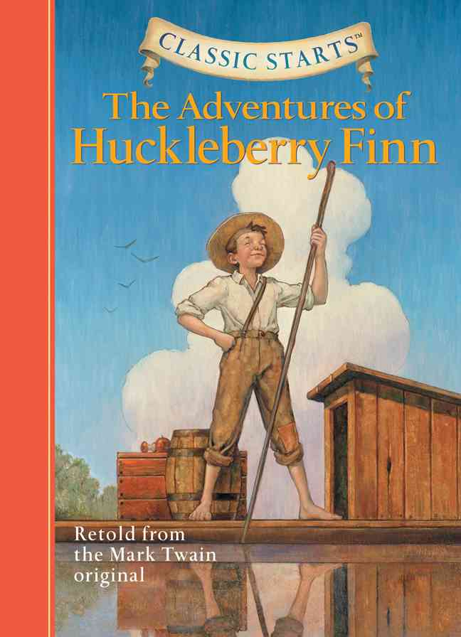 The Adventures of Huckleberry Finn By Ho, Oliver/ Andreasen, Dan (ILT)